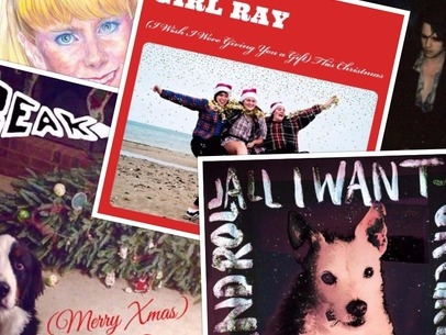 The alternative Christmas song 2017 wrap-up