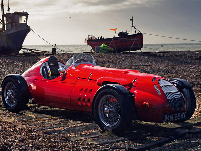How one enthusiast built the ultimate kit car for £5750