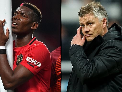 Paul Pogba to miss Liverpool derby with Manchester United and will be out till November