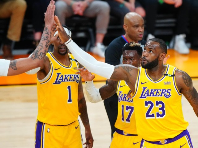 Los Angeles Lakers Workplace Comedy Series Coming to Netflix