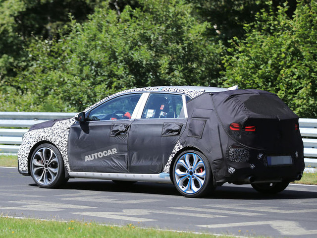 Hyundai i30N hot hatch enters final stages of testing ahead of 2017 launch