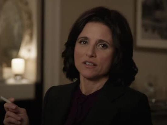 Julia Louis-Dreyfus Assembles 'Veep' Cast Reunion for Biden Fundraiser (Video)