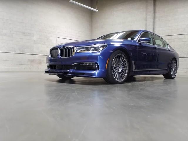 Video: Edmunds Reviews 2017 BMW Alpina B7 Biturbo