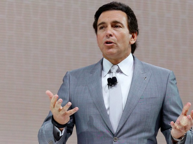 Former Ford CEO Mark Fields will join private-equity group TPG Capital (F)