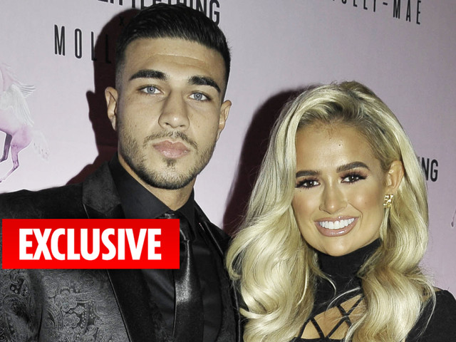 Love Island's Molly-Mae Hague says she and Tommy Fury are 'meant to be' and living together is 'perfect'