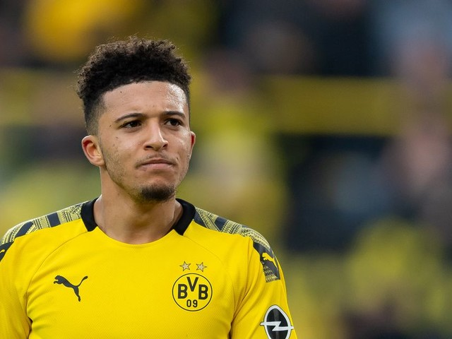 Cage football and self-belief made Man Utd target Jadon Sancho special