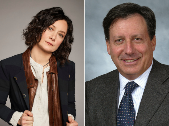 Sara Gilbert Launches Production Company With 'Conners' Producer Tom Werner