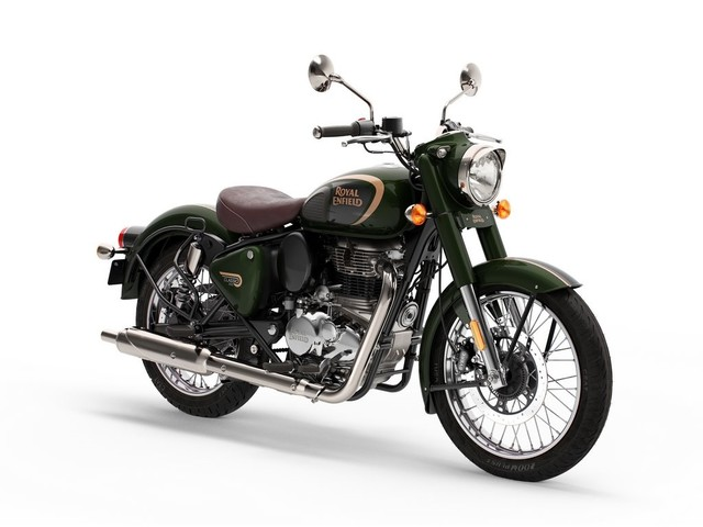 2022 Royal Enfield Classic 350 Launched, Priced From Rs. 1.84 Lakhs