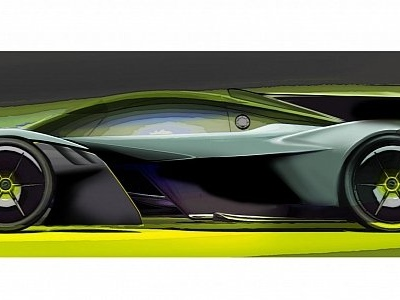 """Aston Martin """"Son Of Valkyrie"""" Expected to Challenge Outright Victory at Le Mans"""