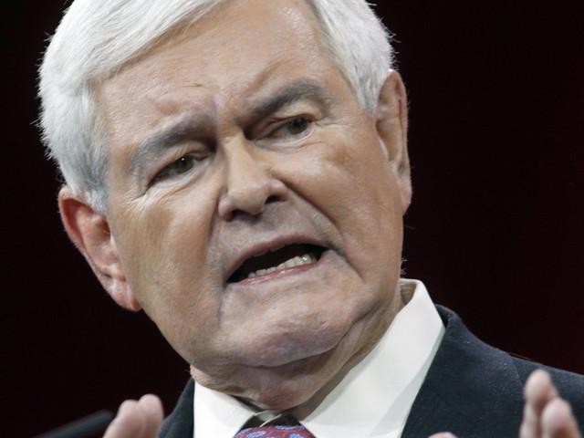 Newt Gingrich Says 'Pugnacious' Donald Trump Has 'Compulsion' To Counterattack