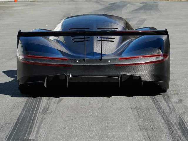 Aspark Owl Electric Hypercar Does 0-60 MPH in 1.6 Seconds