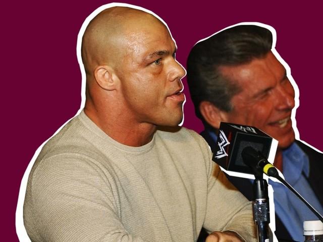The Rehabilitation of Kurt Angle