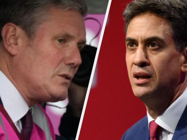 Ed Miliband Reminds Us Starmer's Driving Test Fail Could Have Been Worse: 'It's Hardly The Bacon Sandwich'