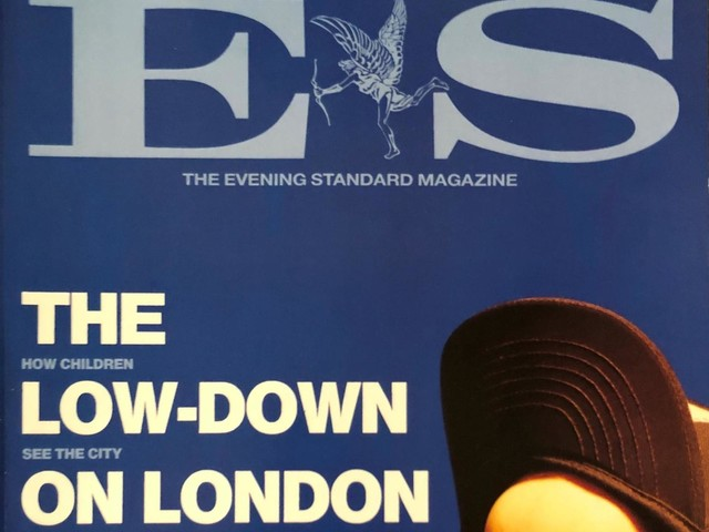 The best ES Magazine covers from years gone by