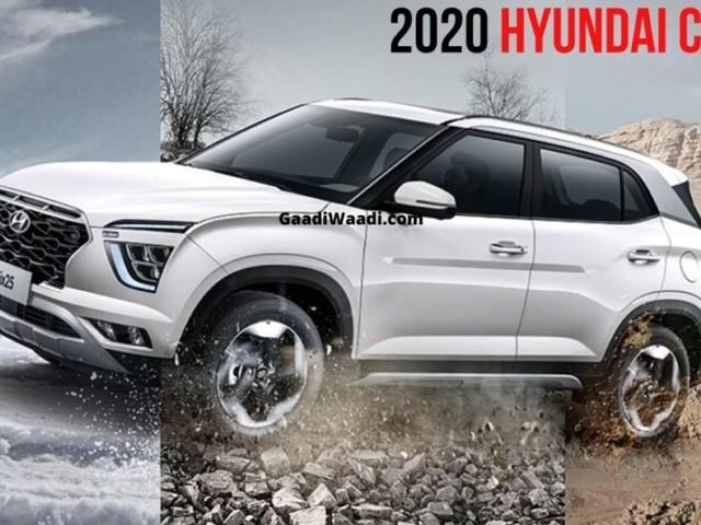 7-Seater Hyundai Creta Spotted With iX25's Alloy Wheels