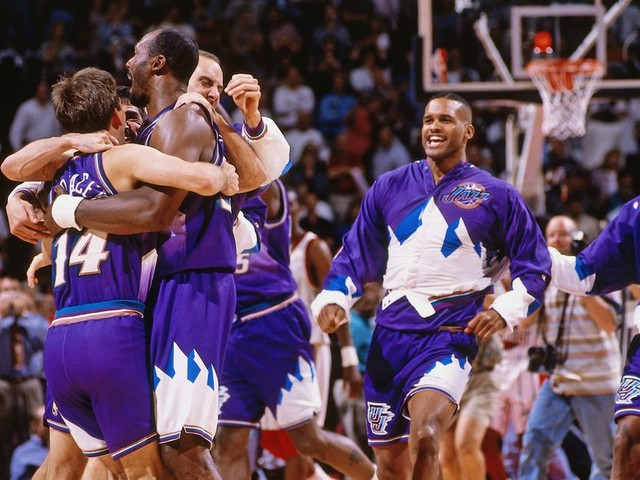 The best team to never win an NBA title? You chose the 1997 Utah Jazz