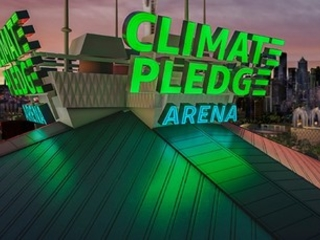 We Mean Business and Amazon team up in support of The Climate Pledge