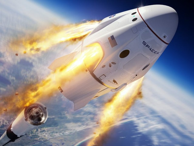 If SpaceX's rocket fails, an emergency escape system will save the astronauts onboard. NASA calculated a 1-in-60 chance they'll need it.