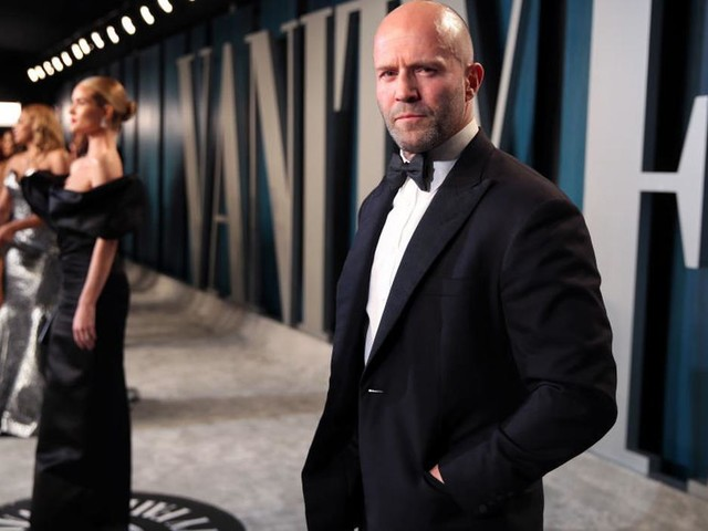 Jason Statham sees off competition from Bridgerton's Rege-Jean Page to top hottest male celebrity poll