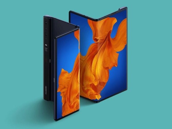 Foldable Flagship 5G Smartphones - The Huawei Mate Xs is Powered by a Kirin 990 5G Processor (TrendHunter.com)