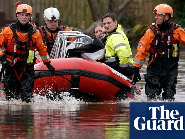 Flooded Britain: a new normal? - podcast
