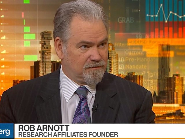 The world's biggest and best firms pay Rob Arnott for advice. He shared his top investing idea for the next 10 years — and gave us a peek inside his unique thought process.