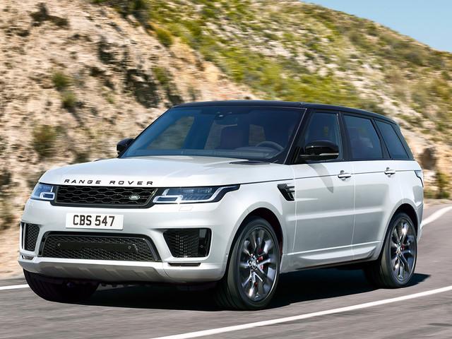Range Rover Sport crosses 10 lakh unit sales milestone