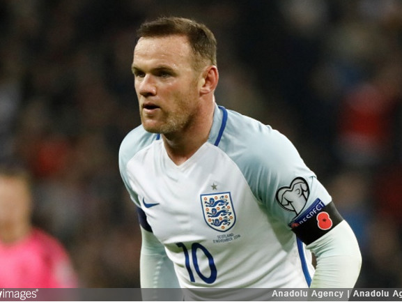 119 England Caps And Out: Wayne Rooney Announces International Retirement After 14 Years At The Coal Face