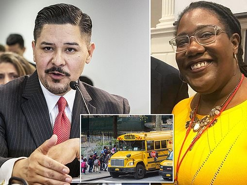 Teachers in New York City told to 'focus on middle class black students over poor white students'