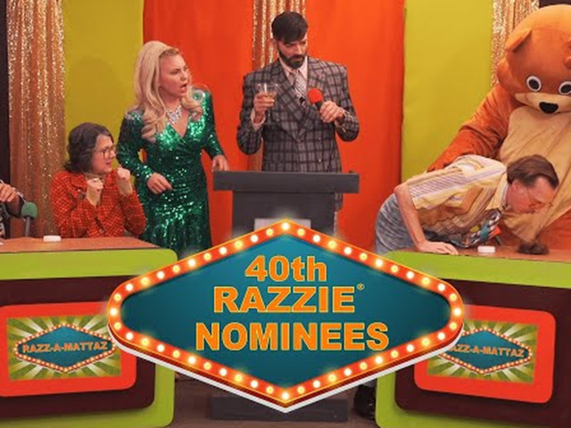 Razzies announce 2020 nominations and yes, 'Cats' is a top nominee