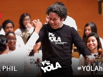 Editorial: Why Gustavo Dudamel changed his tune