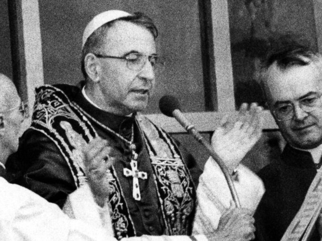 John Paul I, Pope for 33 Days in 1978, Will Be Beatified