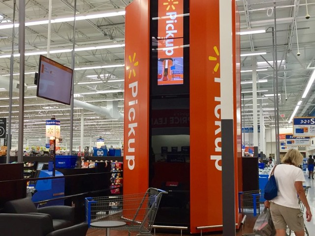Walmart is unleashing a key weapon against Amazon in 500 stores (WMT)