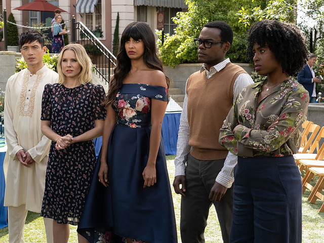 Holy Forkin' Shirtballs, We're Getting an Extended The Good Place Finale
