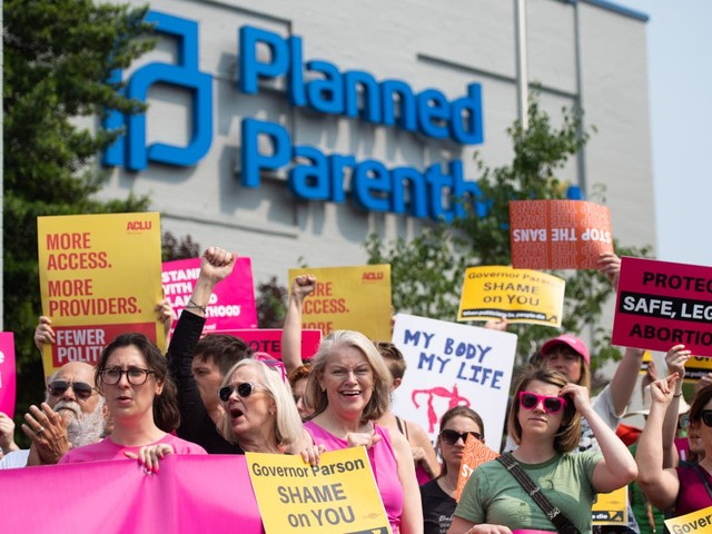 'Women consigned to bleak future': Planned Parenthood launches legal action against UK over aid cuts