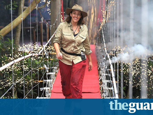 After snakes and grubs, Kezia Dugdale steps out of the jungle into the bearpit