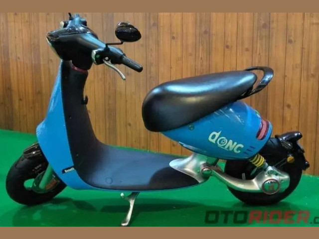 Benelli Dong electric scooter revealed