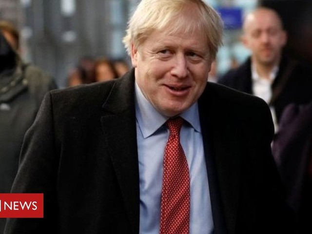 General election 2019: Boris Johnson targets Labour Leave seats in final push