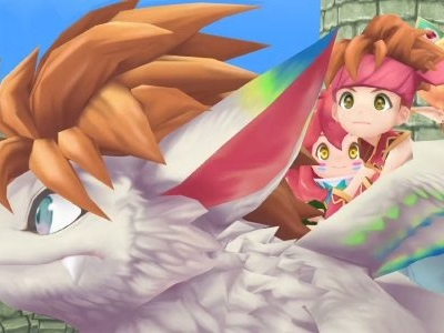 Secret of Mana's 3D remake is out now on Steam