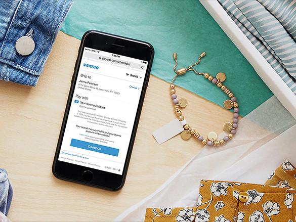 Venmo now lets you shop online