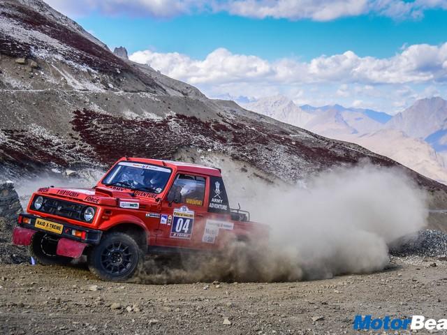 Maruti Suzuki Raid De Himalaya 19th Edition