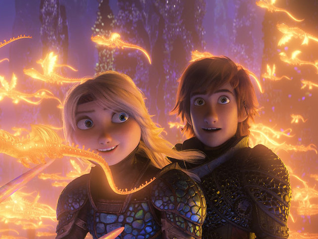 'How to Train Your Dragon' Holiday Special Coming to NBC and Hulu; Is Set 10 Years After the Finale
