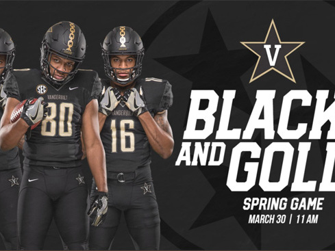 Black and Gold Spring Game is March 30