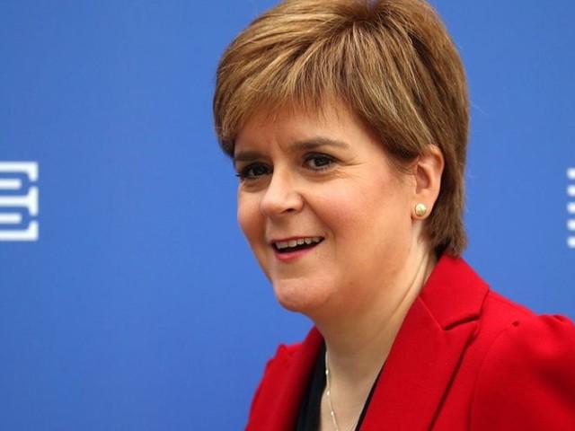 Nicola Sturgeon would change SNP name