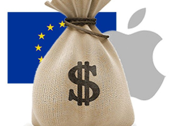 Report Says U.S. Government Filed to Intervene in Apple's Tax Appeal in Europe