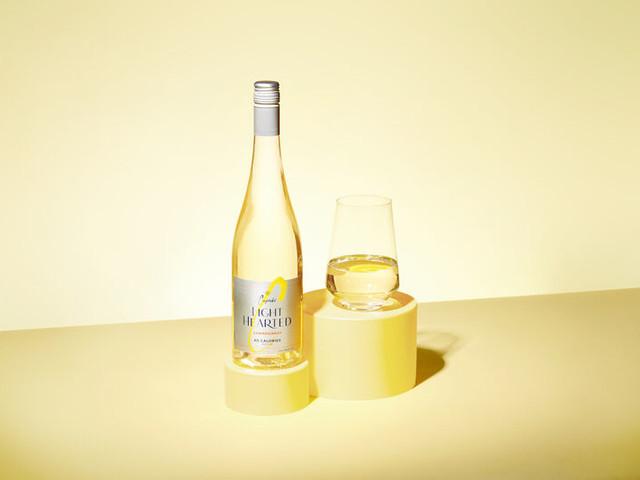 Low-Sugar Premium Wines - Cupcake LightHearted Chardonnay Has Less Than a Gram of Sugar Per Serving (TrendHunter.com)