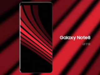 Galaxy Note 8 specs, release date and price: Render shows off handset's huge 6.3in Infinity display
