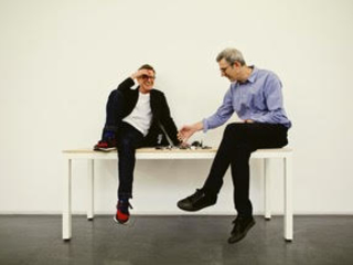 Simon Fisher Turner & Edmund de Waal Announce Collaboration