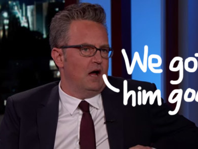 Savage Matthew Perry Once Beat Up Justin Trudeau! SMH!