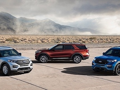 The Base 2021 Ford Explorer Is $540 Cheaper Than Its 2020 Sibling